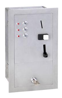 Mincové, žetónové automaty